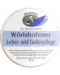 Wörishofener Leber-und Gallenpflege tabletta