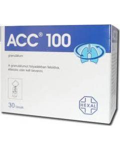 ACC 100 mg granulátum gyermekeknek