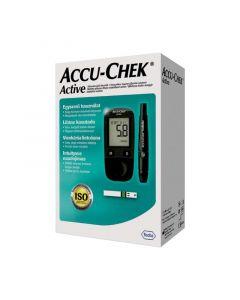 AccuChek Active vércukorszintmérő készülék (Pingvin Product)