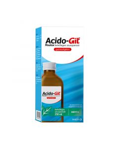 Acido-GIT Maalox belsőleges szuszpenzió