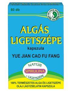 Alga és ligetszépeolaj keverék kapszula DR.CHEN (Pingvin Product)