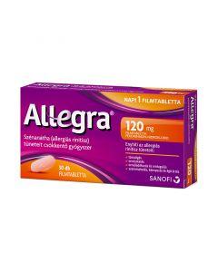 Allegra 120 mg filmtabletta (Pingvin Product)
