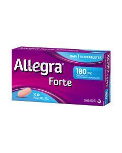 Allegra Forte 180 mg filmtabletta