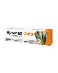 Apranax Dolo 100 mg/g gél (Pingvin Product)