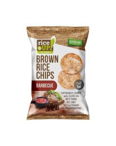 Rice up rizs chips barbecue ízű 60g (Pingvin Product)