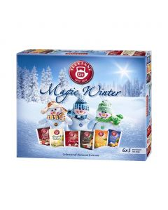 Teekanne Magic Winter teaválogatás (6 x 5 filter 68,75 g)