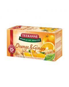 Teekanne Gyömbér és Narancs ízű tea (Pingvin Product)