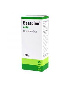 Betadine oldat