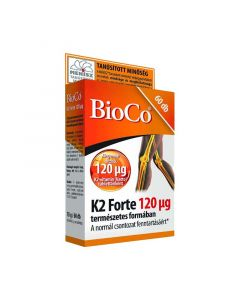 BioCo K2-Forte 120 mcg tabletta (Pingvin Product)