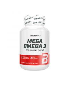 BiotechUsa Mega Omega 3 kapszula