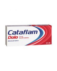 Cataflam Dolo 25 mg bevont tabletta