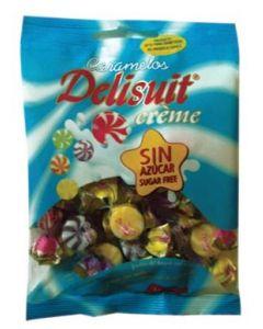 Delisuit cukormentes gyümölcsös cukor