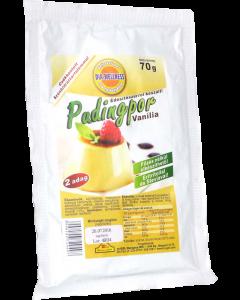Dia-wellness vaníliás puding hideg