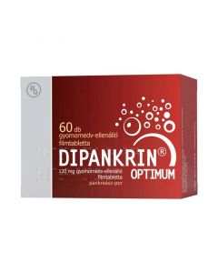 Dipankrin Optimum 120 mg gyomornedv-ellenálló tabletta