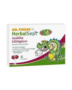 Dr.Theiss HerbalSept Kids nyalóka köhögésre (Pingvin Product)