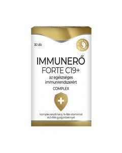 Dr.Chen Immunerő Forte C19+tabletta