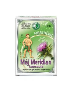 Máj Meridian kapszula DR.CHEN (Pingvin Product)