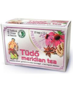 Tüdő Meridian filteres tea DR.CHEN (Pingvin Product)