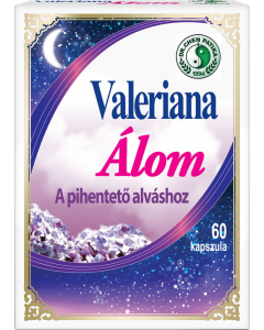 Valeriana Álom kapszula DR.CHEN (Pingvin Product)