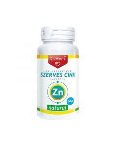 Dr.Herz Szerves Cink tabletta