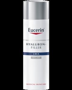 Eucerin Hyaluron-Urea éjszakai krém - 50ml