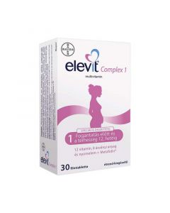 Elevit Complex 1 multivitamin
