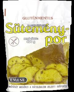 Gluténmentes süteménypor Emese