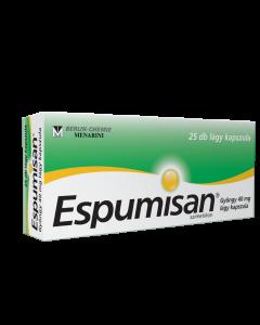 Espumisan Gyöngy 40 mg lágy kapszula