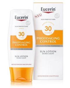 Eucerin Sun Photoaging C. napozó testre FF30 (Pingvin Product)