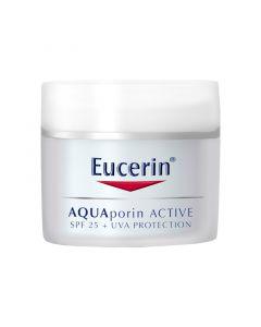 Eucerin Aquaporin active hidratáló arckrém normál bőrre SPF25
