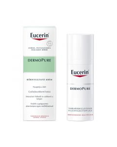Eucerin DermoPure bőrnyugt. krém akne terápia (Pingvin Product)