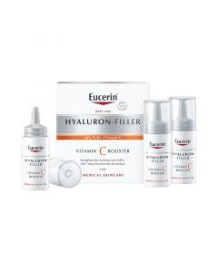 Eucerin Hyaluron-Filler Booster vitamin C szérum