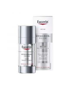 Eucerin Hyaluron-Filler hidratáló éjszakai peeling és szérum (Pingvin Product)