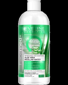 Eveline Facemed Aloe Vera micellás víz 3in1 - 400ml