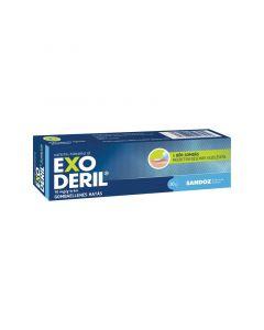 Exoderil 10 mg/g krém