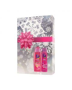 Fa Női kozmetikai csomag  Pink és Magic