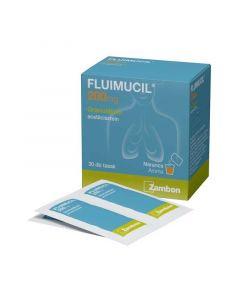 Fluimucil 200 mg granulátum