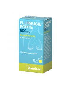 Fluimucil Forte 600 mg pezsgőtabletta (Pingvin Product)