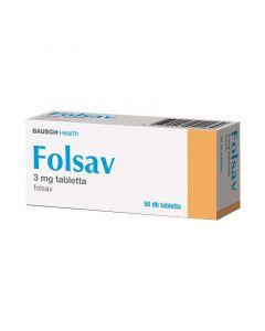 Folsav 3 mg tabletta