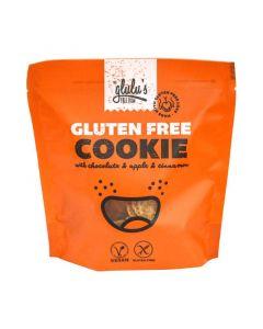Glulu's Free From gluténmentes csokoládés almás-fahéjas keksz