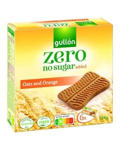 Gullon zabos-narancsos keksz