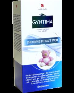 Gyntima intim mosakodó gél gyermek