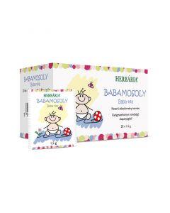 Herbária babamosoly baba tea borítékolt filteres