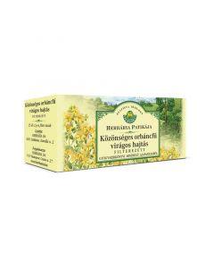 Herbária Orbáncfű virágos hajtás filteres tea