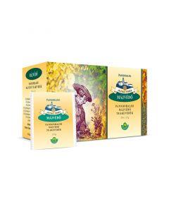 Herbária Pannonhalmi Májvédő borítékolt filteres tea