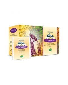 Pannonhalmi vesetisztító tea borítékolt