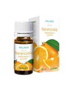 Herbária Wellness narancs illóolaj