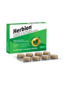 Herbion borostyán 35 mg szopogató tabletta
