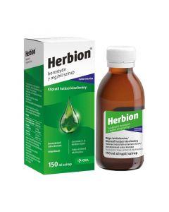 Herbion borostyán 7 mg/ml szirup