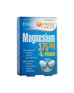VitaPlus Magnexpress 375mg Forte kapszula (Pingvin Product)